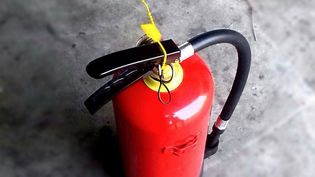 Fire Extinguisher Safety at Work